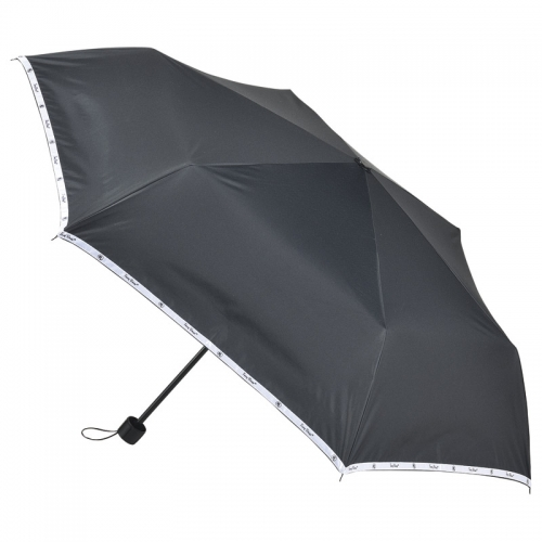 トロイ・ブロス 晴雨兼用丸ミニ傘(ブラック)