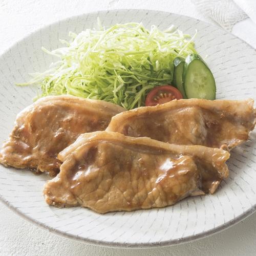 北海道SPF豚・ひこま豚 ロース生姜焼き
