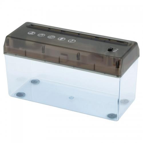 電動シュレッダー USBケーブル付