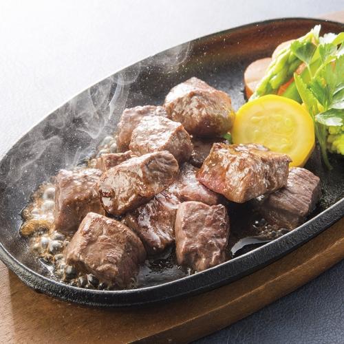 北海道かみふらの和牛サイコロステーキ