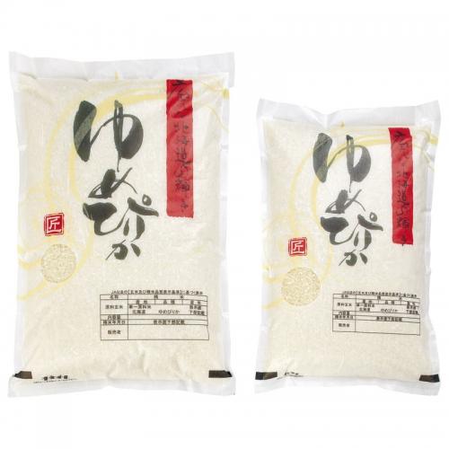 北海道ブランド米『ゆめぴりか』8kg