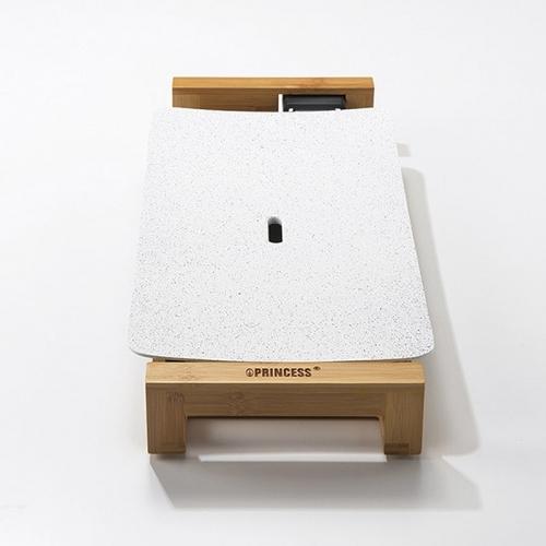 PRINCESS テーブルグリルストーン ホワイト