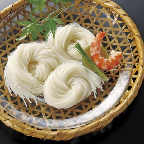 手延べ三輪素麺