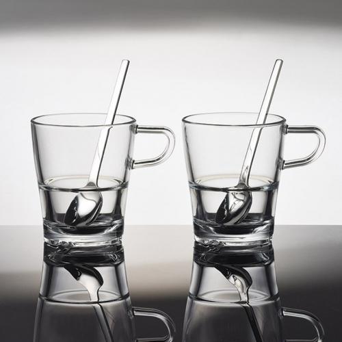 レオナルド〈Senso〉・コーヒーカップ&スプーン2Pセット