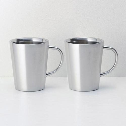 2重マグカップ ペア