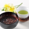 茶季・名物甘味 おしるこ