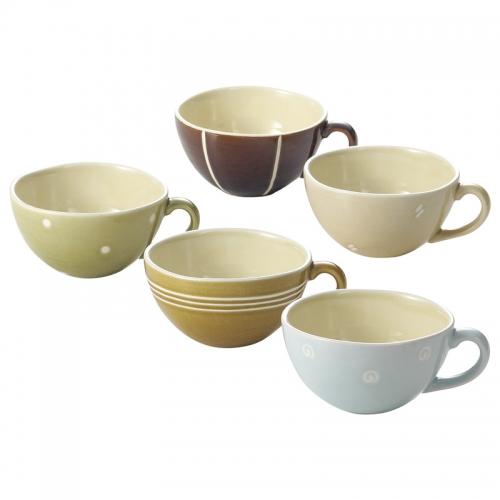 ピュア・スープカップ5P