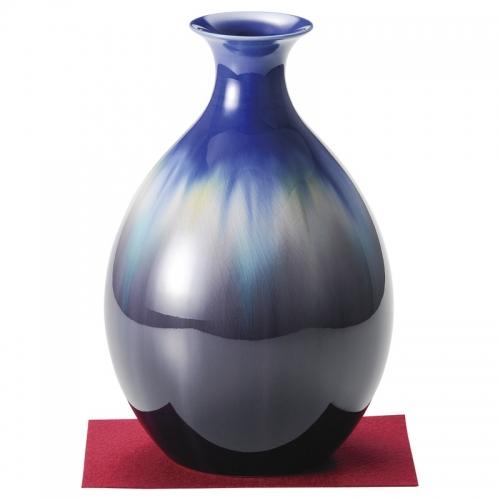 九谷焼・釉彩 8号夏目花瓶