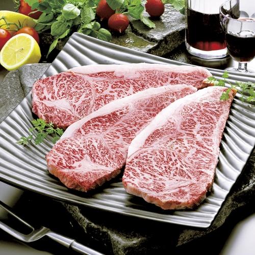 宮崎牛5等級 ロースステーキ