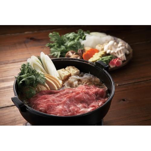 近江牛&神戸ビーフ すきやき食べ比べ