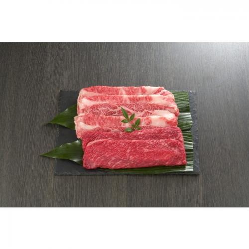 神戸・松阪食べ比べ(すき焼き)