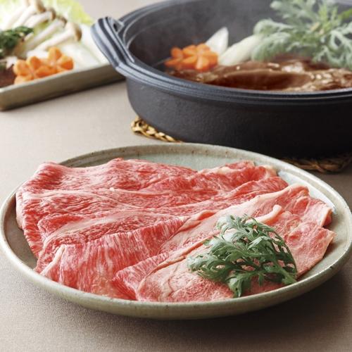 神戸ビーフ すき焼用