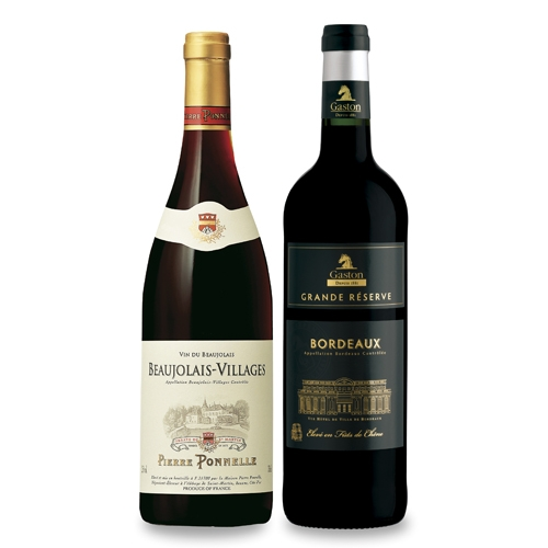 フランス 赤ワインセット