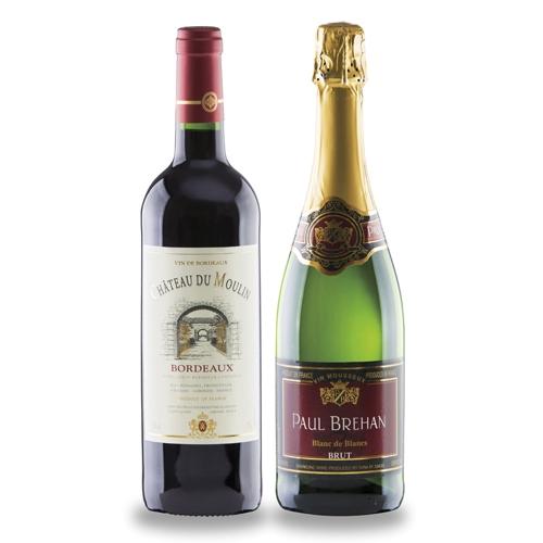フランス 赤白ワインセット