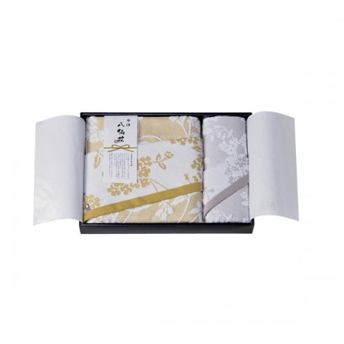 今治産・いいタオル/八仙花 タオルセット