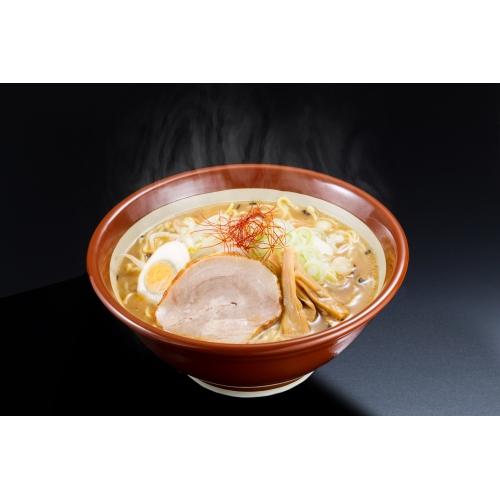札幌ラーメン「黒帯本店」味噌味4食