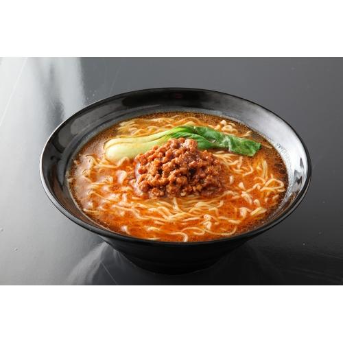 広島ラーメン「満麺亭」担々麺4食