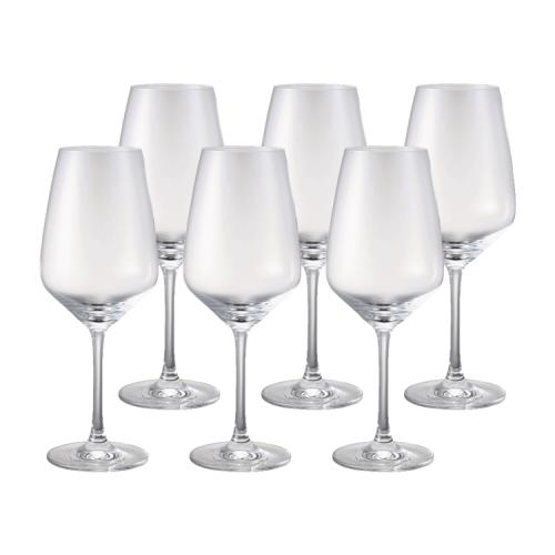 ショット・ツヴィーゼル ワイングラス6個セット