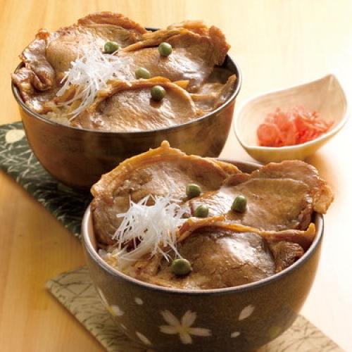 帯広の味 豚丼