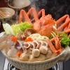 紅ずわいまるごと海鮮鍋