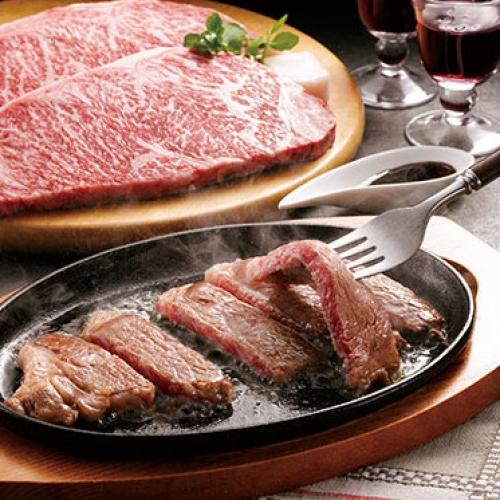 宮崎牛 5等級 ロースステーキ