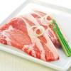 北海道上富良野地養豚ロースステーキ2枚セット