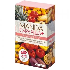MANDA CARE PLUS (梅)75g(2.5g×30包)