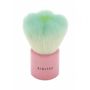 【熊野筆 KIHITSU】フラワー洗顔ブラシ(ミント)