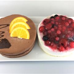 表参道「カフェ・ル・ポミエ」 ケーキセット
