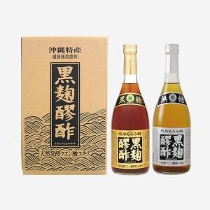 【ヘリオス酒造】黒麹醪酢ギフトセット