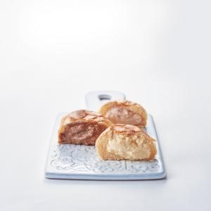 八天堂 プレミアムフローズンくりーむパン 4個セット