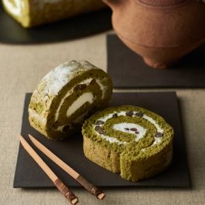 いりえ茶園 ろーるケーキ(八女茶)