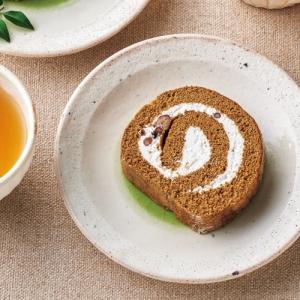 いりえ茶園 ろーるケーキ(八女ほうじ茶)