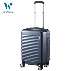 31リットル スーツケース ネイビーカーボン