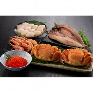 北海道産 海鮮セット(5種)