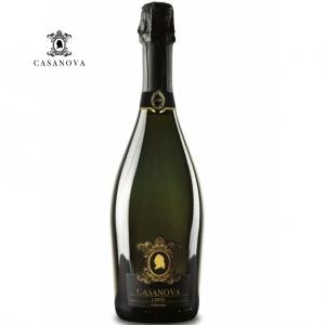 アロマティックでフルーティーなスパークリングワイン! カサノヴァ社/カサノヴァ キュヴェ  エクストラ ドライ NV(スパークリングワイン)