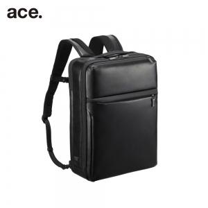 ace. B4対応ビジネスリュック ブラック