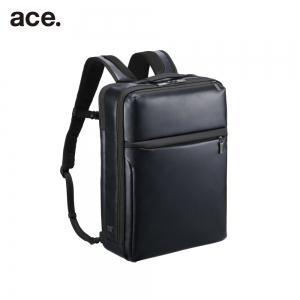 ace. B4対応ビジネスリュック ネイビー