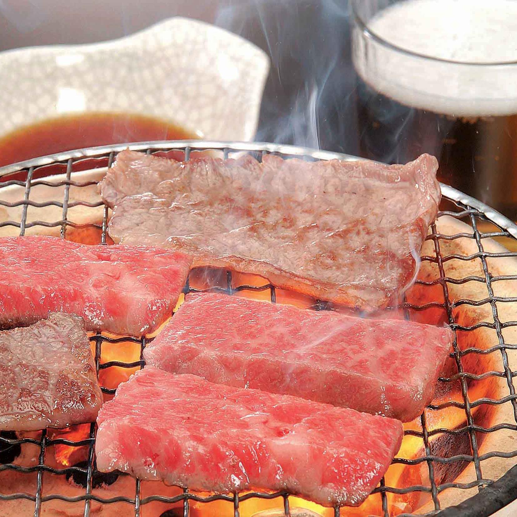 神奈川 葉山牛 焼肉