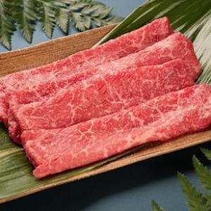 但馬牛すき焼き肉