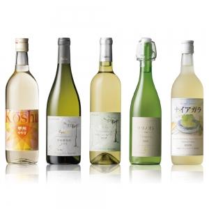 フジクレール白ワイン飲み比べセット