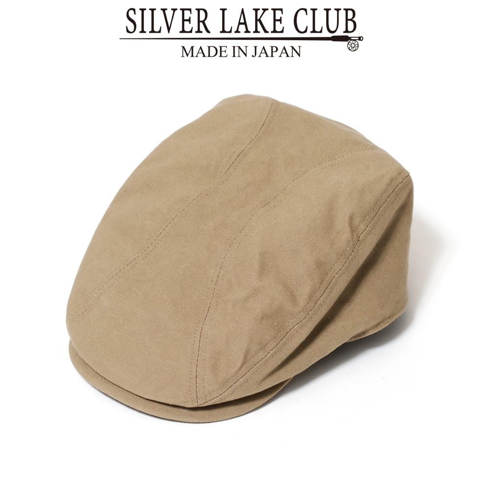<SILVER LAKE CLUB>9号帆布ハンチング