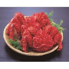 冷凍ボイル花咲蟹姿 500g2尾入