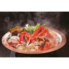 たらばとずわいのかにちり海鮮鍋セット