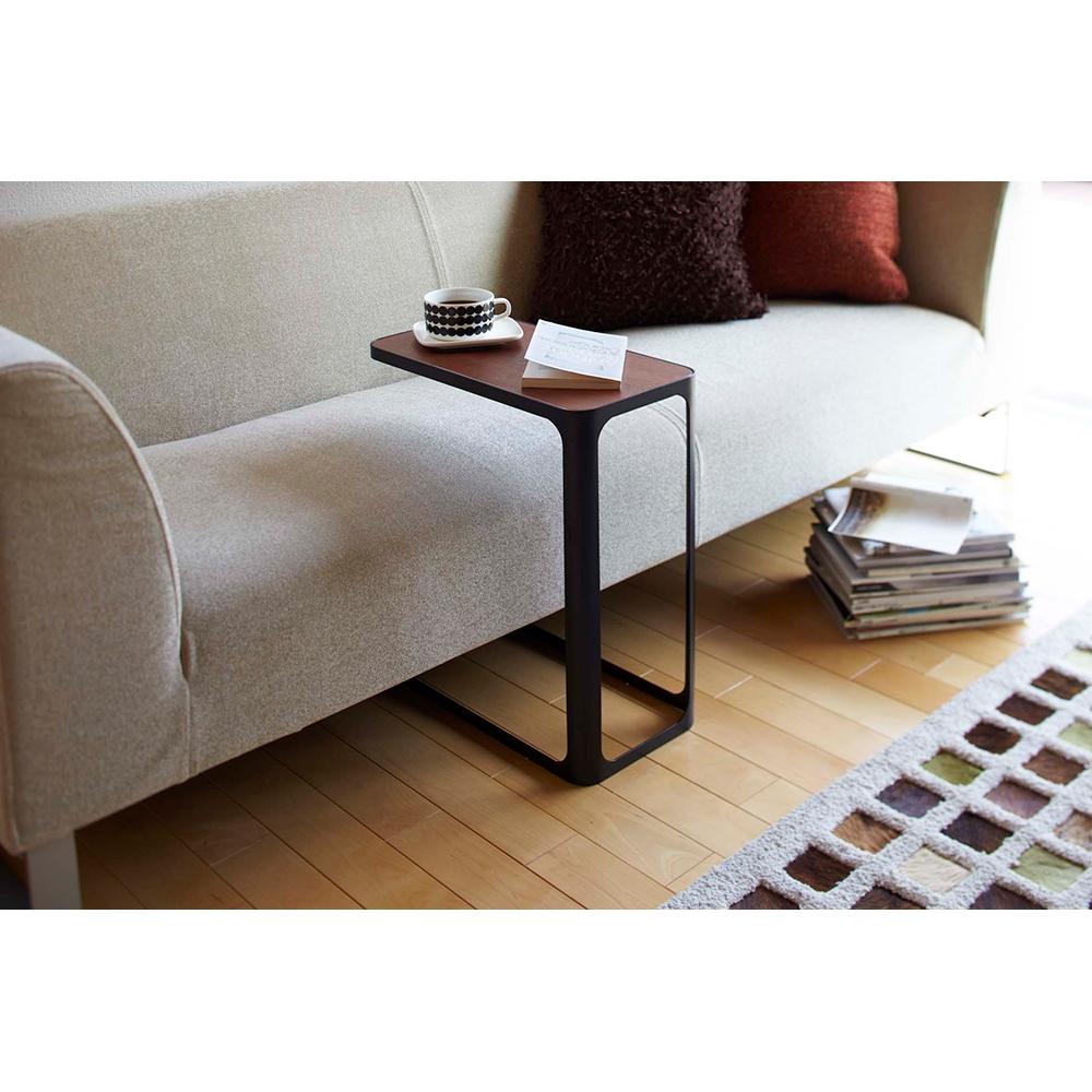 サイドテーブル フレーム ブラック