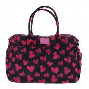 Pink Heart ボストンバッグ