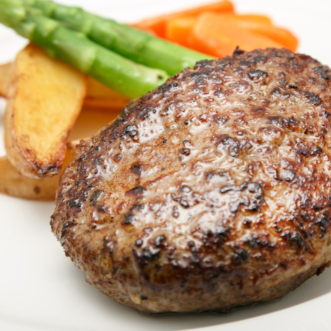 ラ・ベットラ・ダ・オチアイ 落合務監修 香味野菜と牛肉のハンバーグ4個