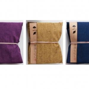 豊潤なだし久留米絣織つき