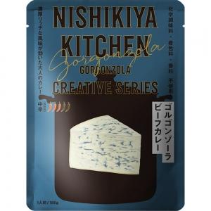 NISHIKIYA KITCHENギフト ゴルゴンゾーラビーフカレーセット