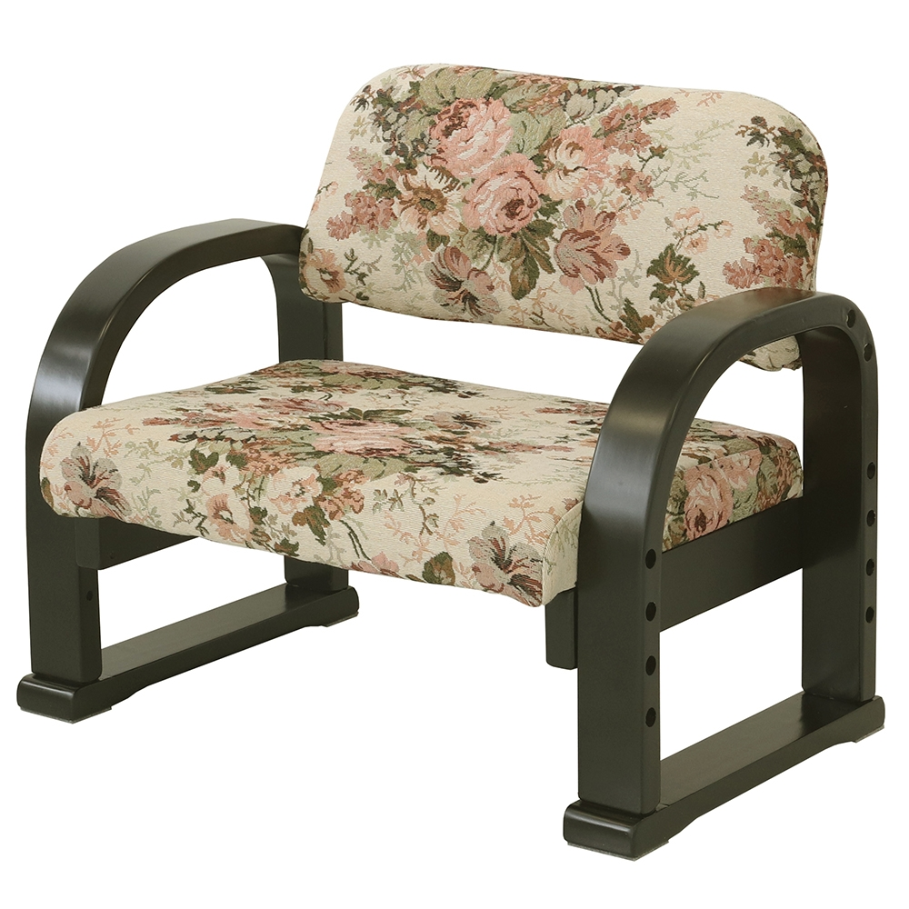 TV座椅子(フラワー)